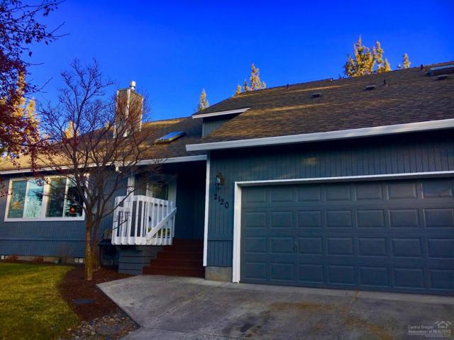 2120 NE Kim Lane, Bend, OR 97701 (MLS #201711844) :: Birtola Garmyn High Desert Realty
