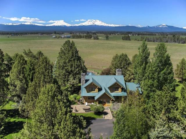 69025 Quail Tree Drive, Sisters, OR 97759 (MLS #201800022) :: Fred Real Estate Group of Central Oregon