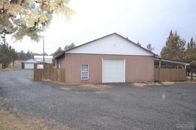 14599 SE Remington Road, Prineville, OR 97754 (MLS #201800028) :: Fred Real Estate Group of Central Oregon