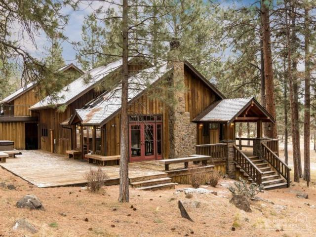 17550 Wilt Road, Sisters, OR 97759 (MLS #201800094) :: Fred Real Estate Group of Central Oregon