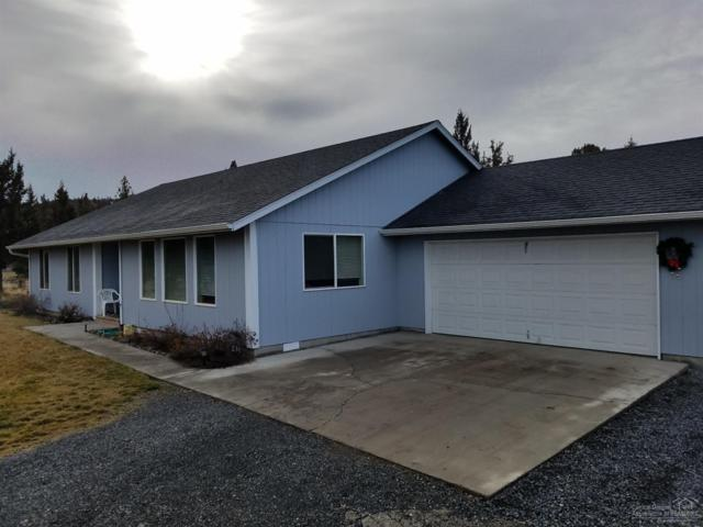 14091 SE Winchester Loop, Prineville, OR 97754 (MLS #201800274) :: The Ladd Group
