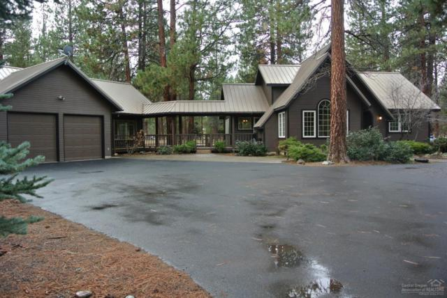 69209 Crooked Horseshoe, Sisters, OR 97759 (MLS #201800338) :: The Ladd Group