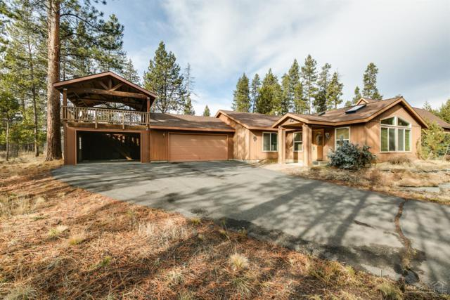 54895 Tamarack Road, Bend, OR 97707 (MLS #201800351) :: The Ladd Group