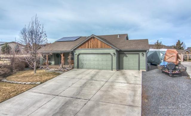 63069 Wild Buckwheat Court, Bend, OR 97701 (MLS #201800467) :: The Ladd Group