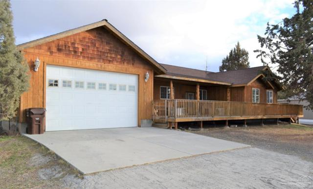 3825 SE Cherokee Road, Prineville, OR 97754 (MLS #201800701) :: The Ladd Group