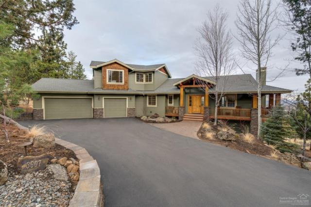 3607 NW Falcon Ridge, Bend, OR 97703 (MLS #201801024) :: Pam Mayo-Phillips & Brook Havens with Cascade Sotheby's International Realty