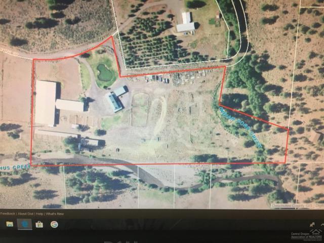 16075 Perit Huntington Road, Sisters, OR 97759 (MLS #201801125) :: Windermere Central Oregon Real Estate