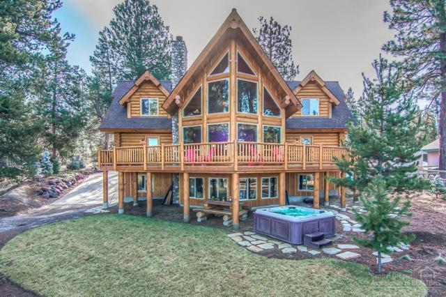 54653 Silver Fox Drive, Bend, OR 97707 (MLS #201801148) :: Windermere Central Oregon Real Estate