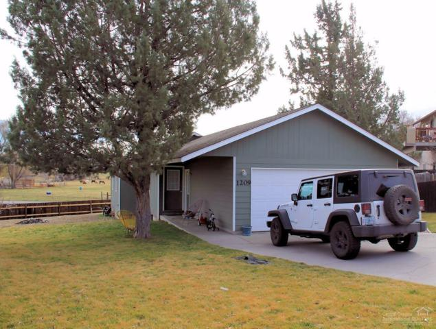 1209 SW Kenwood Drive, Madras, OR 97741 (MLS #201801201) :: Windermere Central Oregon Real Estate