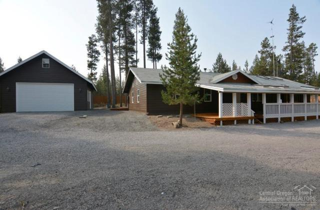 16331 Sparks Drive, La Pine, OR 97739 (MLS #201801301) :: The Ladd Group