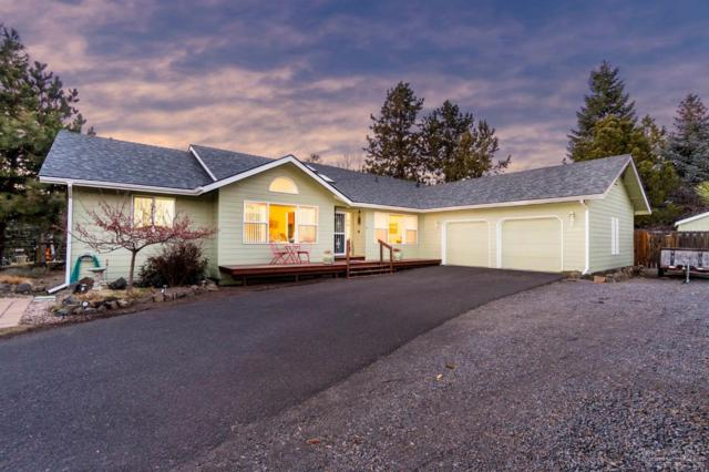 21100 Tall Mountain Circle, Bend, OR 97702 (MLS #201801457) :: Pam Mayo-Phillips & Brook Havens with Cascade Sotheby's International Realty
