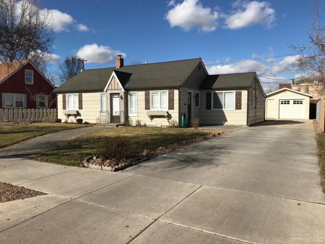 651 NW 2nd Street, Prineville, OR 97754 (MLS #201801473) :: Windermere Central Oregon Real Estate