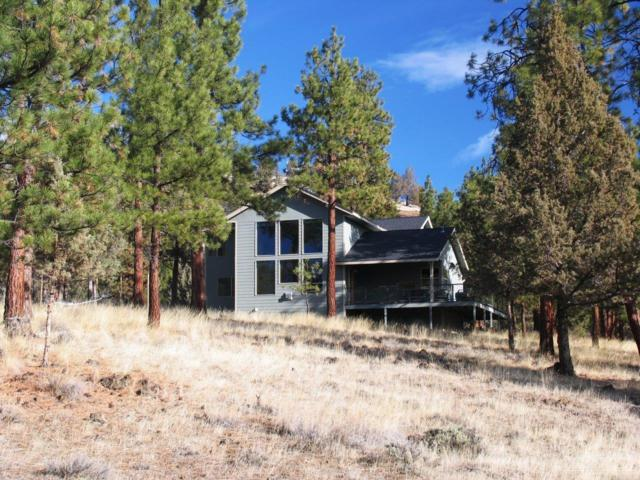 16926 Canyon Crest Drive, Sisters, OR 97759 (MLS #201801489) :: Windermere Central Oregon Real Estate