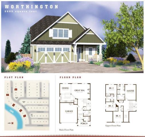 20477 SE Byron Avenue, Bend, OR 97702 (MLS #201801558) :: Windermere Central Oregon Real Estate