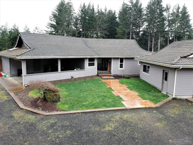 5240 Berry Lane, Florence, OR 97439 (MLS #201801753) :: Pam Mayo-Phillips & Brook Havens with Cascade Sotheby's International Realty