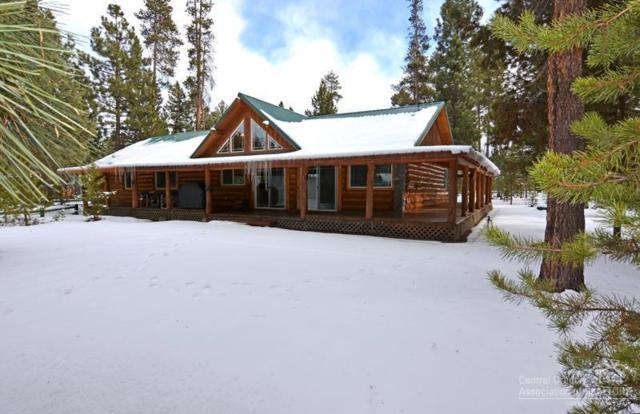 1735 Rector Drive, La Pine, OR 97739 (MLS #201801817) :: Fred Real Estate Group of Central Oregon