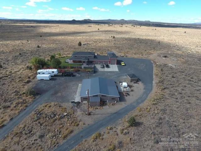60278 Millican Road, Christmas Valley, OR 97641 (MLS #201801858) :: Pam Mayo-Phillips & Brook Havens with Cascade Sotheby's International Realty
