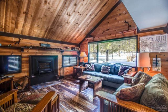 57327 Pole House Lane, Sunriver, OR 97707 (MLS #201801900) :: Fred Real Estate Group of Central Oregon