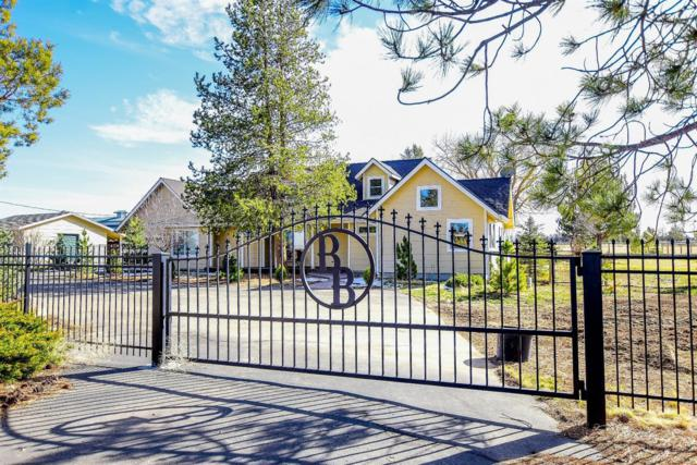 66215 Barr Road, Bend, OR 97703 (MLS #201801992) :: Pam Mayo-Phillips & Brook Havens with Cascade Sotheby's International Realty