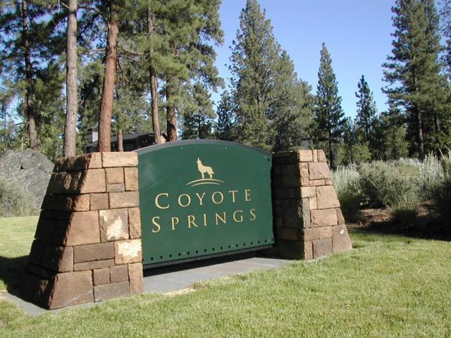 925 E Coyote Springs Road, Sisters, OR 97759 (MLS #201802067) :: Team Birtola | High Desert Realty