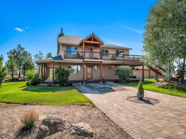 66335 White Rock Loop, Bend, OR 97703 (MLS #201802177) :: Pam Mayo-Phillips & Brook Havens with Cascade Sotheby's International Realty