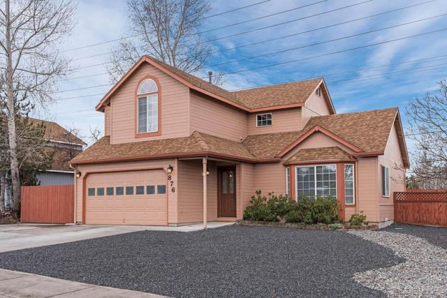 876 NE Locksley Drive, Bend, OR 97701 (MLS #201802195) :: Pam Mayo-Phillips & Brook Havens with Cascade Sotheby's International Realty