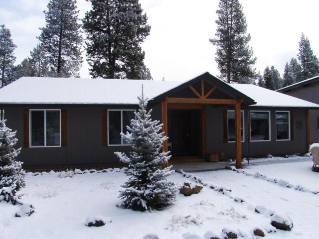53910 8th Street, La Pine, OR 97739 (MLS #201802218) :: Fred Real Estate Group of Central Oregon