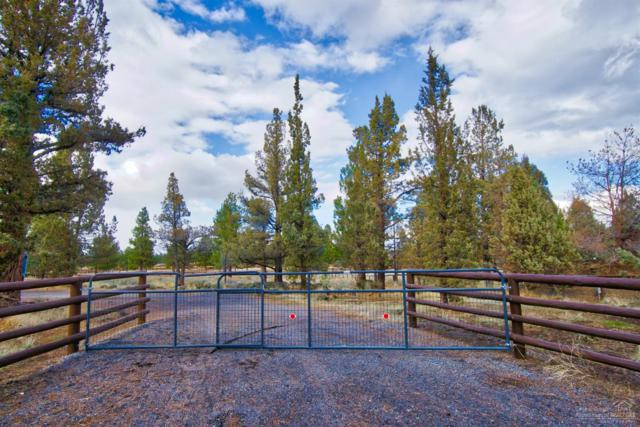 16472 Jordan Road, Sisters, OR 97759 (MLS #201802293) :: Pam Mayo-Phillips & Brook Havens with Cascade Sotheby's International Realty
