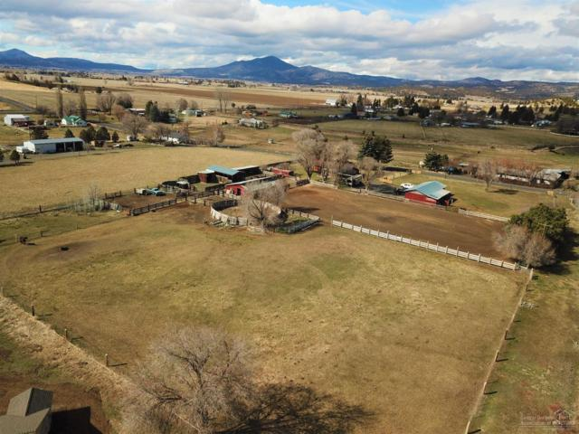 440 NE Barnes Butte Road, Prineville, OR 97754 (MLS #201802319) :: Pam Mayo-Phillips & Brook Havens with Cascade Sotheby's International Realty