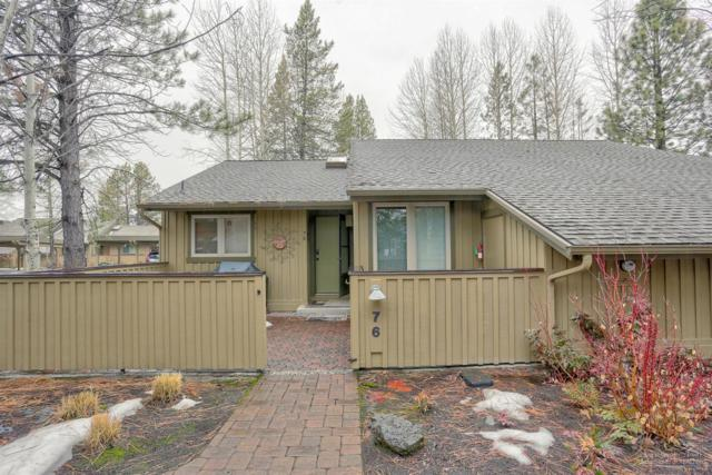 76 Quelah Condo, Sunriver, OR 97707 (MLS #201802326) :: The Ladd Group