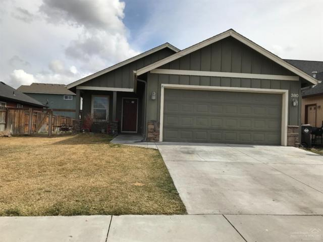 380 NW 27th Court, Redmond, OR 97756 (MLS #201802341) :: Fred Real Estate Group of Central Oregon