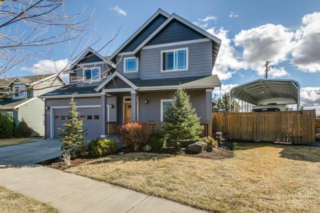 61656 Kaci Lane, Bend, OR 97702 (MLS #201802425) :: Pam Mayo-Phillips & Brook Havens with Cascade Sotheby's International Realty
