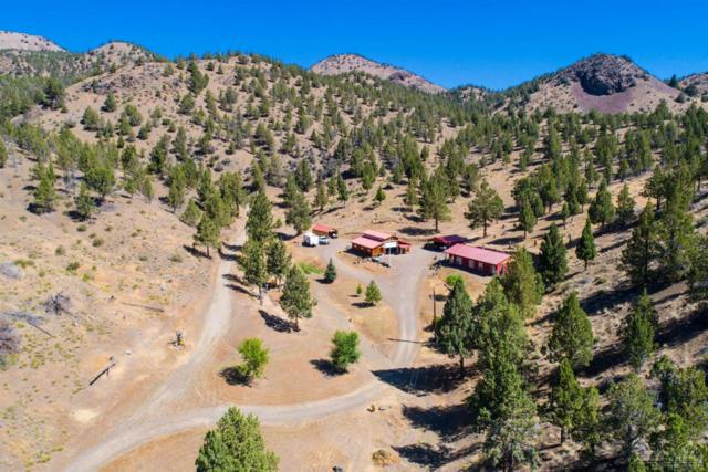 13777 Hwy 26, Mitchell, OR 97750 (MLS #201802437) :: Pam Mayo-Phillips & Brook Havens with Cascade Sotheby's International Realty
