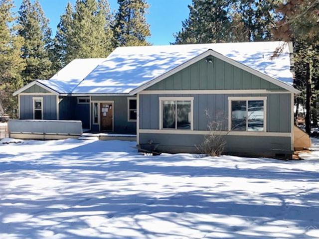 19100 Choctaw Road, Bend, OR 97702 (MLS #201802525) :: The Ladd Group