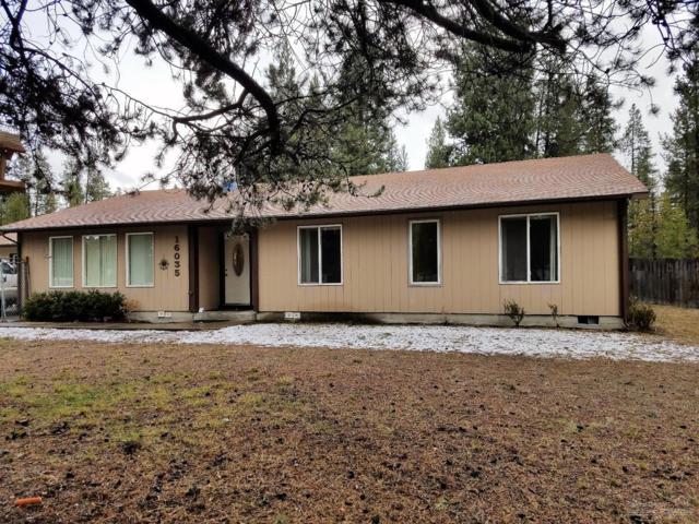 16035 Leona Lane, La Pine, OR 97739 (MLS #201802542) :: Stellar Realty Northwest