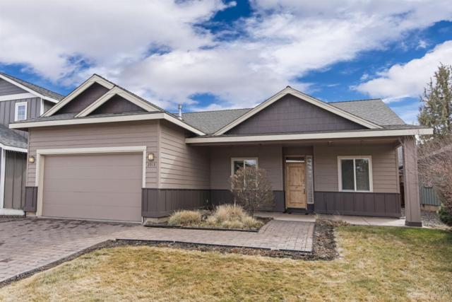 2913 NE Marea Drive, Bend, OR 97701 (MLS #201802637) :: The Ladd Group