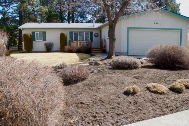 994 SE Valleywood Place, Bend, OR 97702 (MLS #201802709) :: Pam Mayo-Phillips & Brook Havens with Cascade Sotheby's International Realty