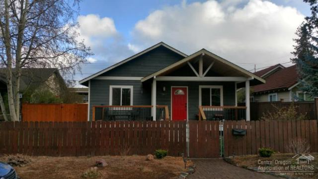 1347 NW Albany Avenue, Bend, OR 97703 (MLS #201802882) :: The Ladd Group