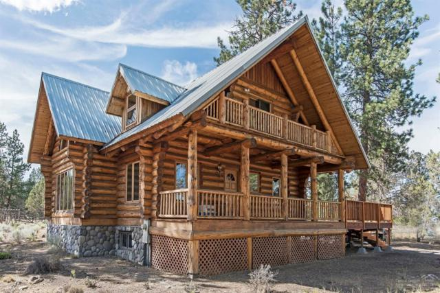 69459 Crooked Horseshoe Road, Sisters, OR 97759 (MLS #201802887) :: The Ladd Group