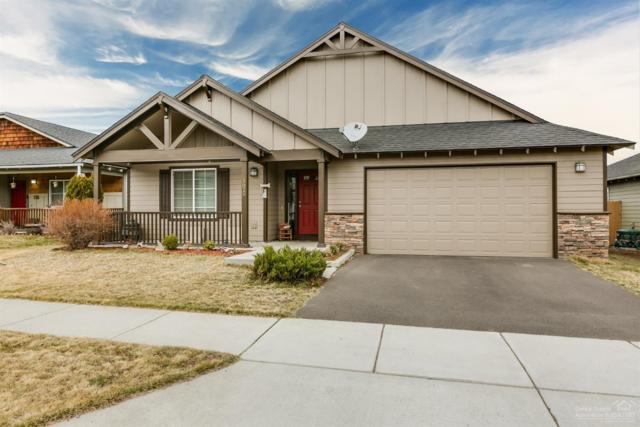 63829 Hunters Circle, Bend, OR 97701 (MLS #201802950) :: Windermere Central Oregon Real Estate