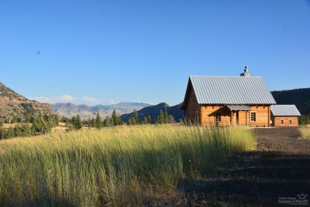41618 Hwy 19, Fossil, OR 97830 (MLS #201802963) :: Pam Mayo-Phillips & Brook Havens with Cascade Sotheby's International Realty