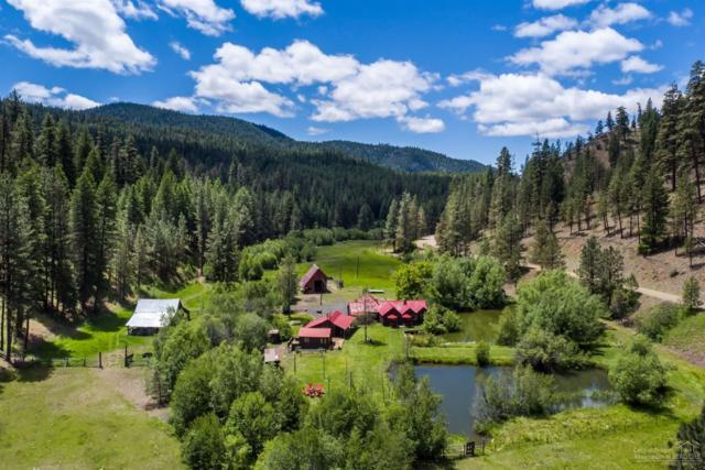 14800 NE Mill Creek Road, Prineville, OR 97754 (MLS #201803049) :: Pam Mayo-Phillips & Brook Havens with Cascade Sotheby's International Realty