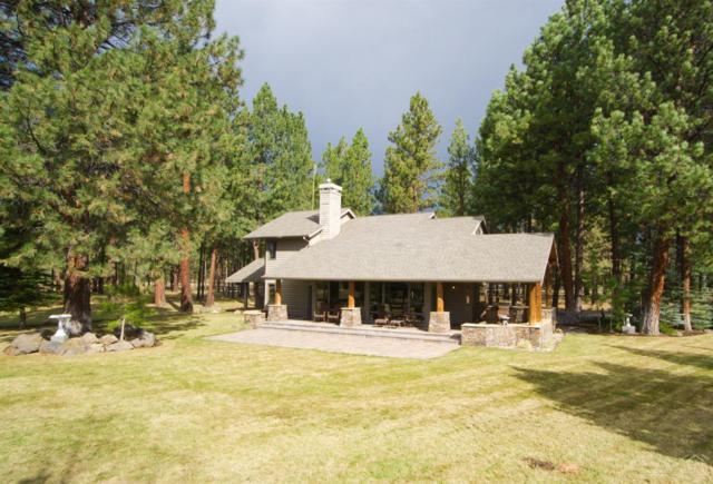69111 Camp Polk Road, Sisters, OR 97759 (MLS #201803137) :: The Ladd Group