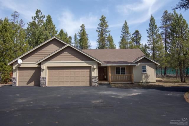 16660 Wagon Trail, Bend, OR 97707 (MLS #201803228) :: Team Birtola | High Desert Realty