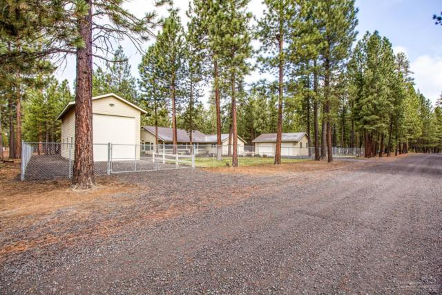 52103 Foxtail Road, La Pine, OR 97739 (MLS #201803307) :: The Ladd Group