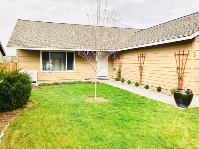 637 SE Conifer Court, Madras, OR 97741 (MLS #201803435) :: Windermere Central Oregon Real Estate
