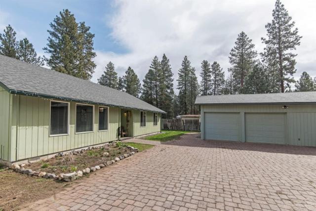 512 S Ash Street, Sisters, OR 97759 (MLS #201803537) :: The Ladd Group