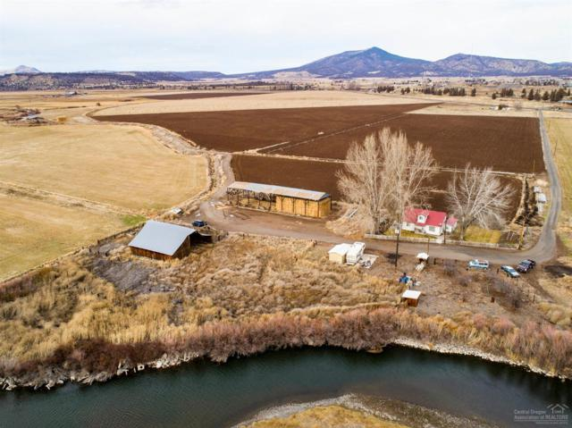 4451 NW Madras Highway, Prineville, OR 97754 (MLS #201803552) :: Stellar Realty Northwest