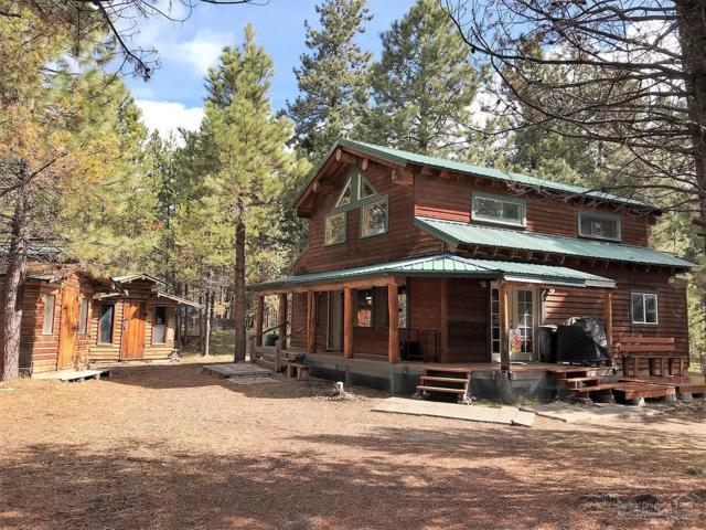 16136 Mountain Sheep Lane, Bend, OR 97707 (MLS #201803555) :: Team Birtola | High Desert Realty
