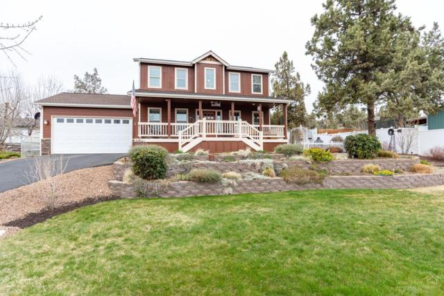 2797 SW 34th Street, Redmond, OR 97756 (MLS #201803609) :: The Ladd Group